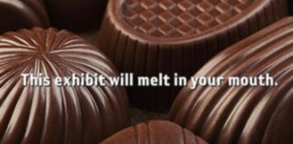 chocolate logo nhmu