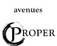 avenues proper logo