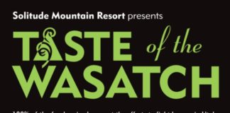 taste of the wasatch 2014 logo