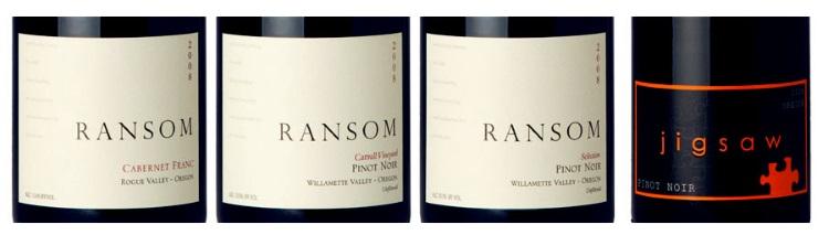 ransom wines