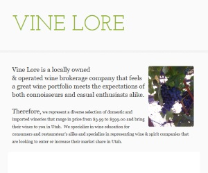 vine lore local partner logo