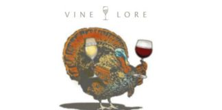vine lore thanksgiving wine homepage banner