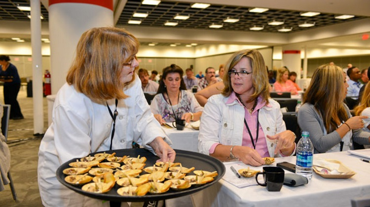 teh art of catering 2015 in slc samples