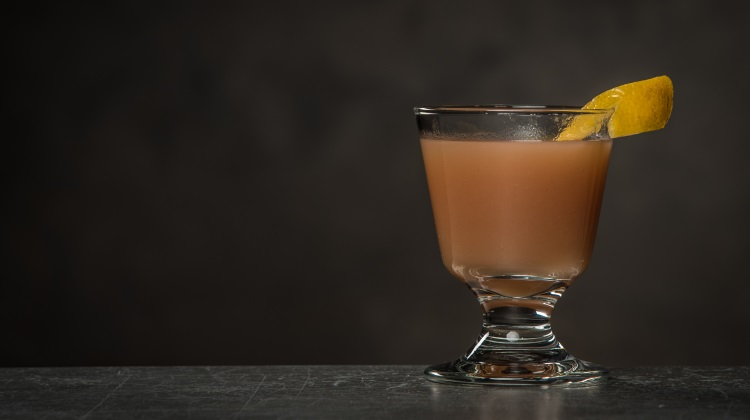 Vida New Fashioned cocktail by Cherie Bartleson