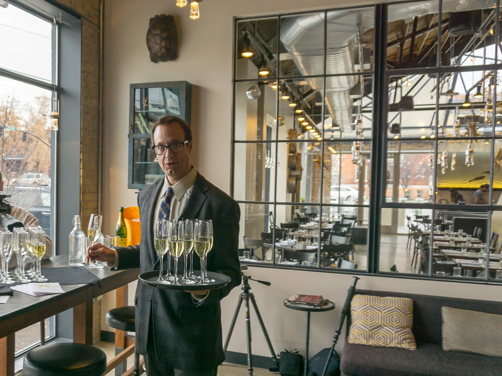 james santangelo and sparkling wines