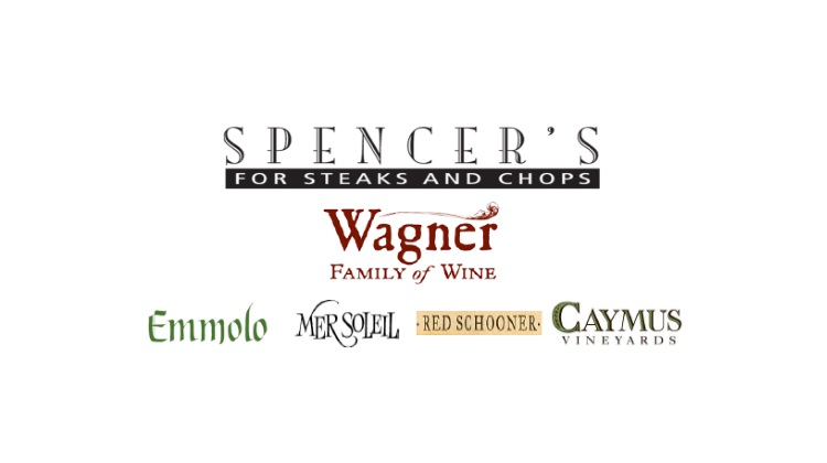 spencers and wagner family wine dinner