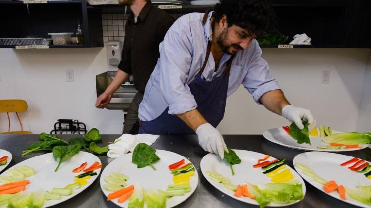 Chef Noor of Noor al Sham