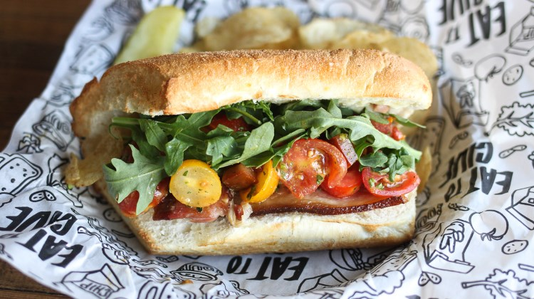 Even Stevens - PBLT for Tomato Days