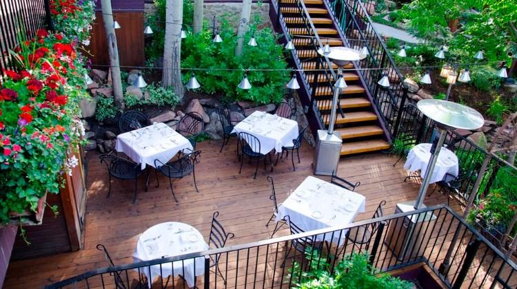 Grappa - patio