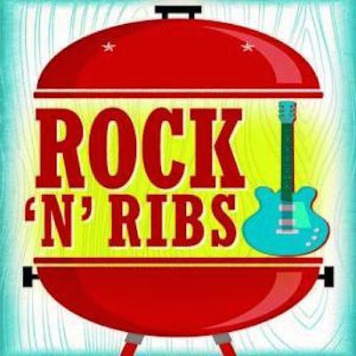 Rock N Ribs 2016 logo