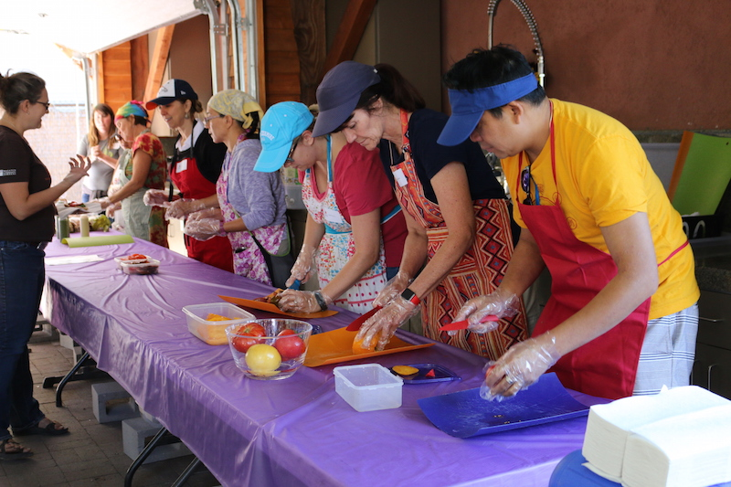 2016 Wasatch Community Gardens Tomato Party