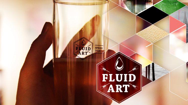 Fluid Art with UMOCA