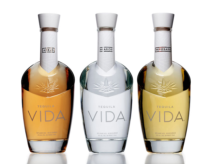 Vida Tequila 2018 bottling