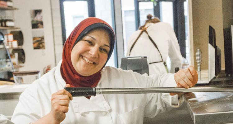 Utah Refugee Education & Traning Center's Culinary Kitchen