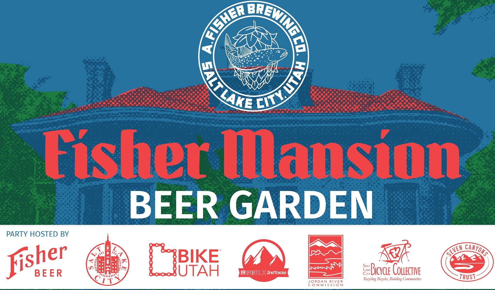 Fisher Mansion Beer Garden