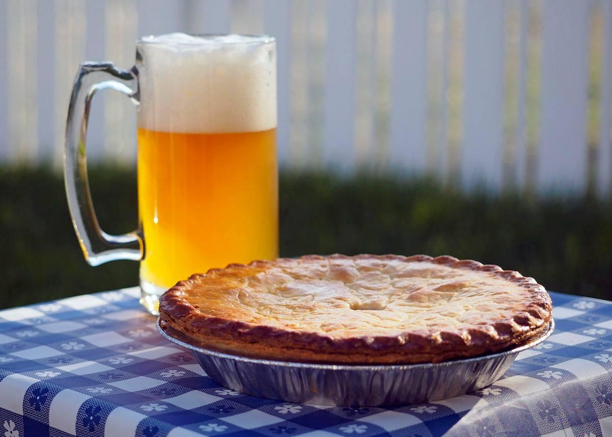 Pie N Beer Day