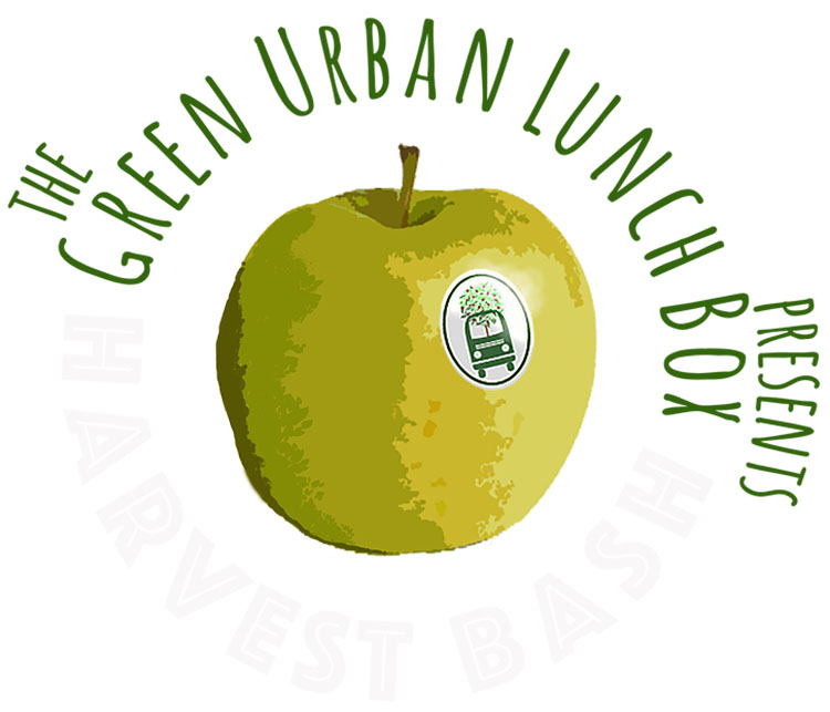 Green Urban Lunch Box Harvest Bash logo