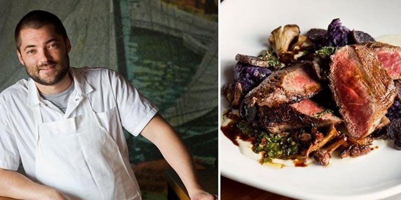 Chef Jordan Miller