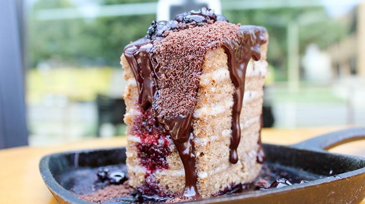 Avenues Proper - stout cake (Avenues Proper)
