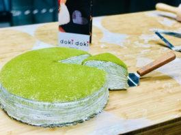 Doki Doki - crepe cakes (Salt Lake Magazine)