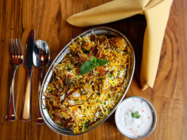 Saffron Valley - biryani (Saffron Valley)