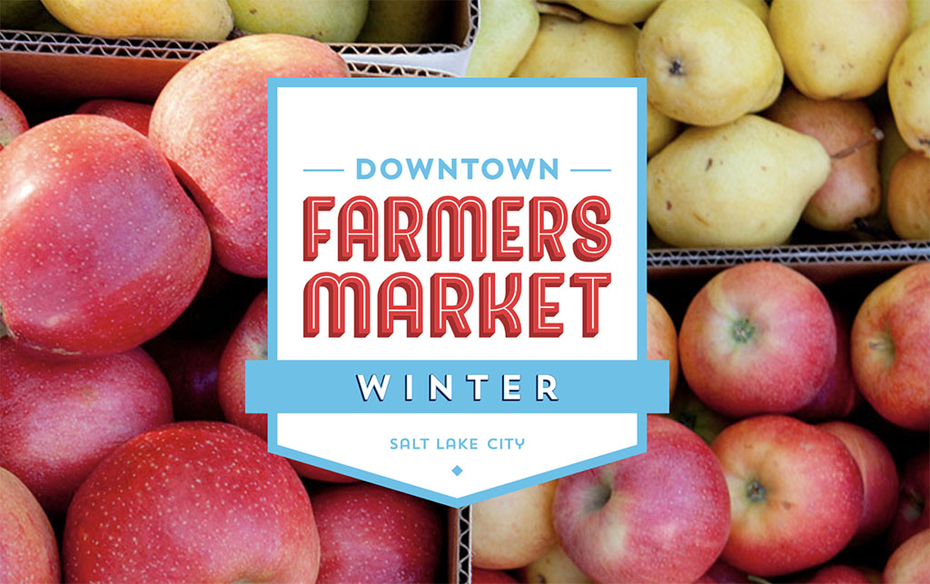 Downtown SLC Winter Farmers Market (Downtown Alliance)