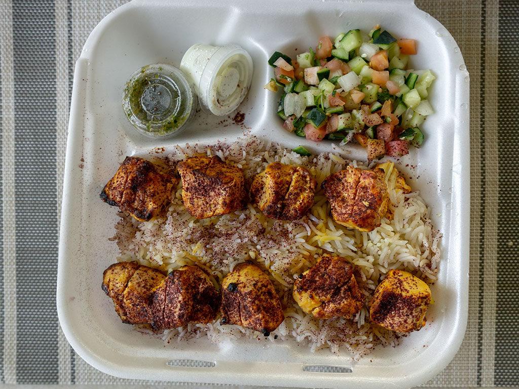 Afghan Kitchen take out