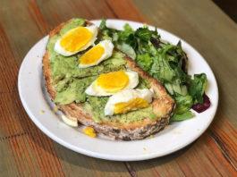 The Rose Establishment - avocado toast (saltplatecity)