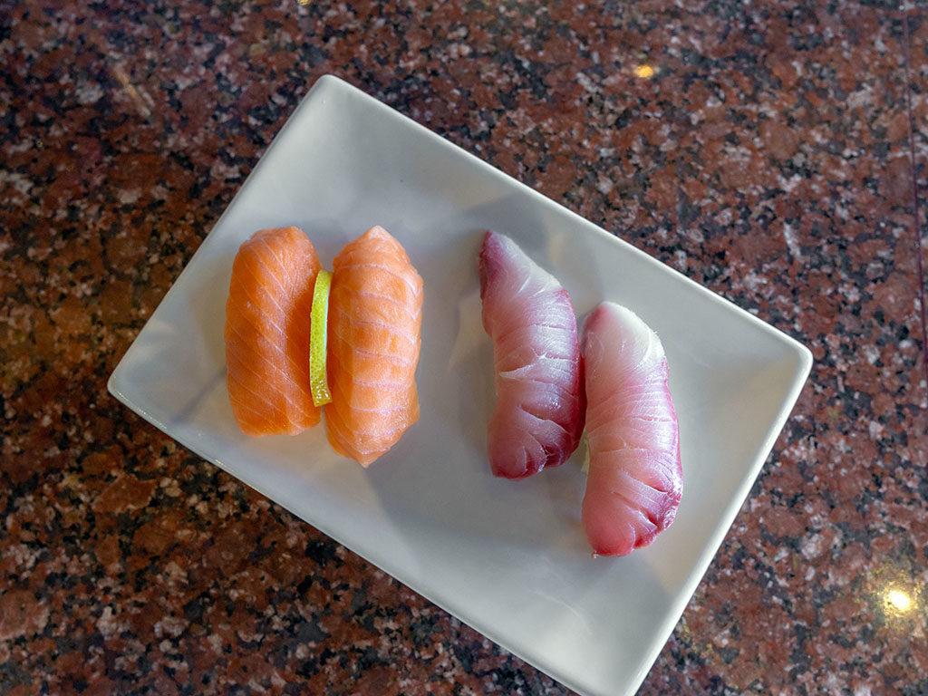 Sushi Groove - nigiri sushi