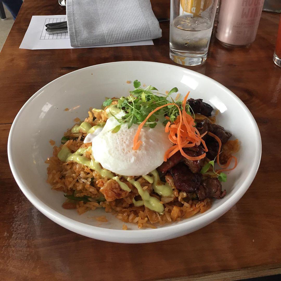 SLC Eatery - Kimchi bowl (801eatsndrinks)