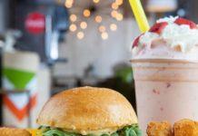 Chedda Burger - coming to The Gateway with beer (Chedda Burger)