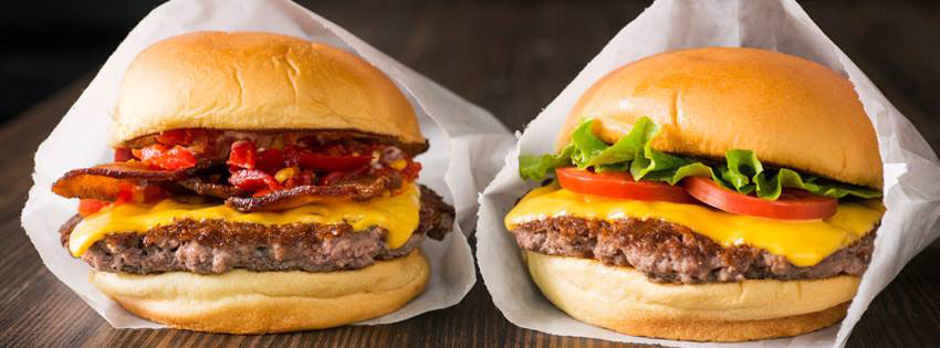 SmokeShack and ShackBurger (Shake Shack)