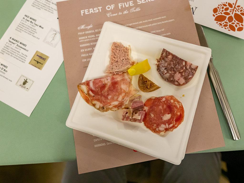 Feast Of The Five Senses 2018 - Beltex Meats
