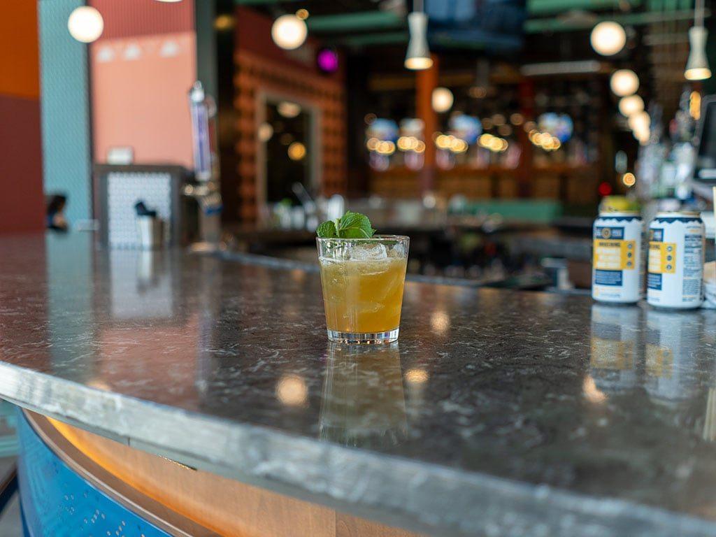 Punch Bowl Social Salt Lake City - craft cocktail