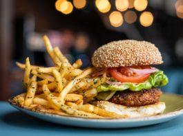 Punch Bowl Social - burger (Punch Bowl Social)