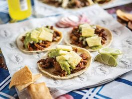 Santo Taco (City Weekly | John Taylor)