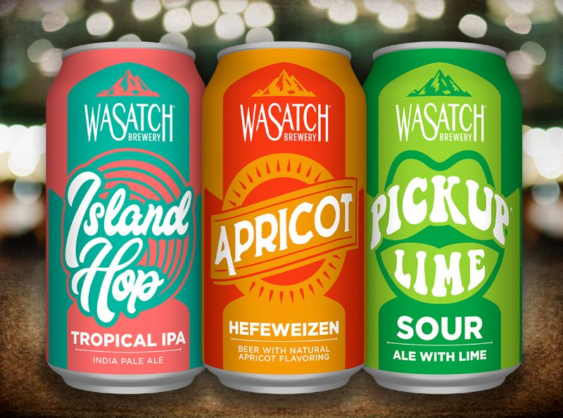 Wasatch Brewery refreshes brand