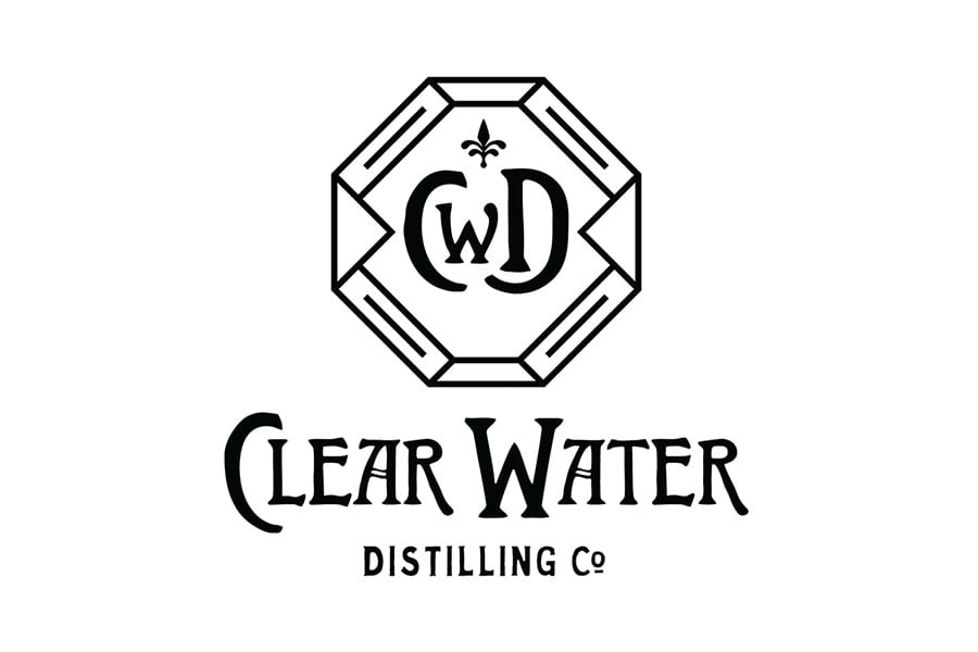 Clear Water Distilling logo