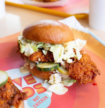 Lovebird's Hot Chicken