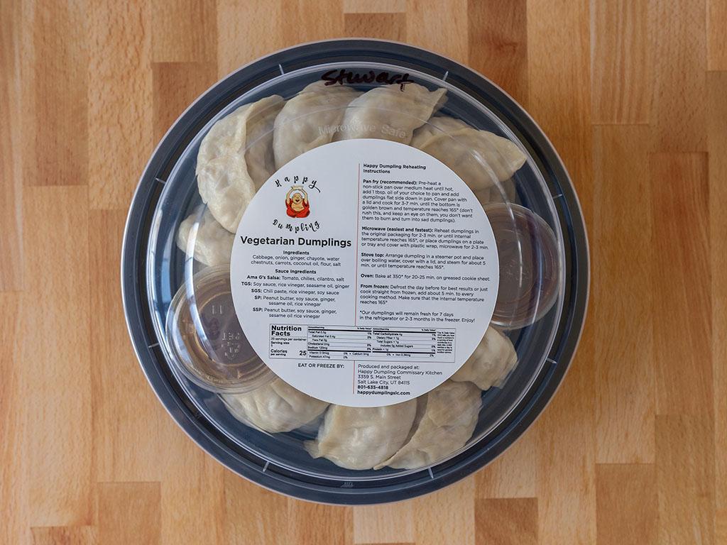Happy Dumpling