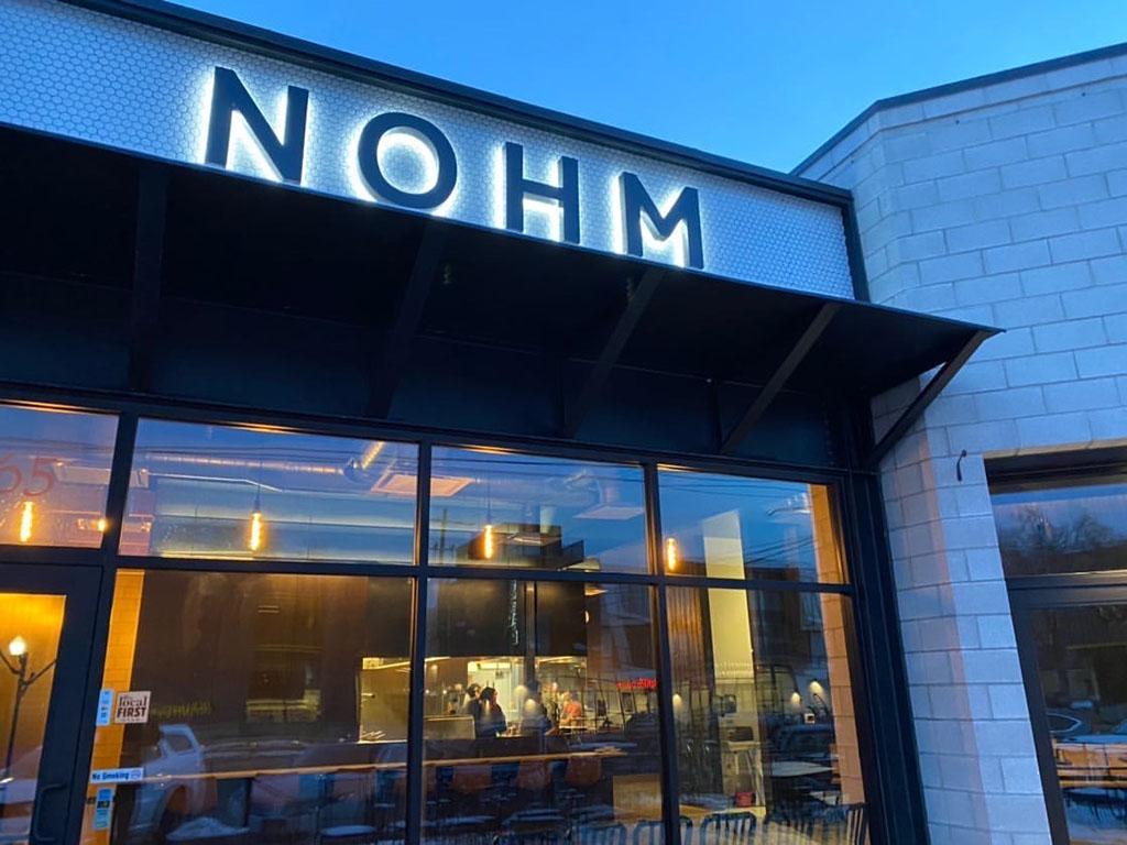 Nohm - exterior (Salt Plate City)