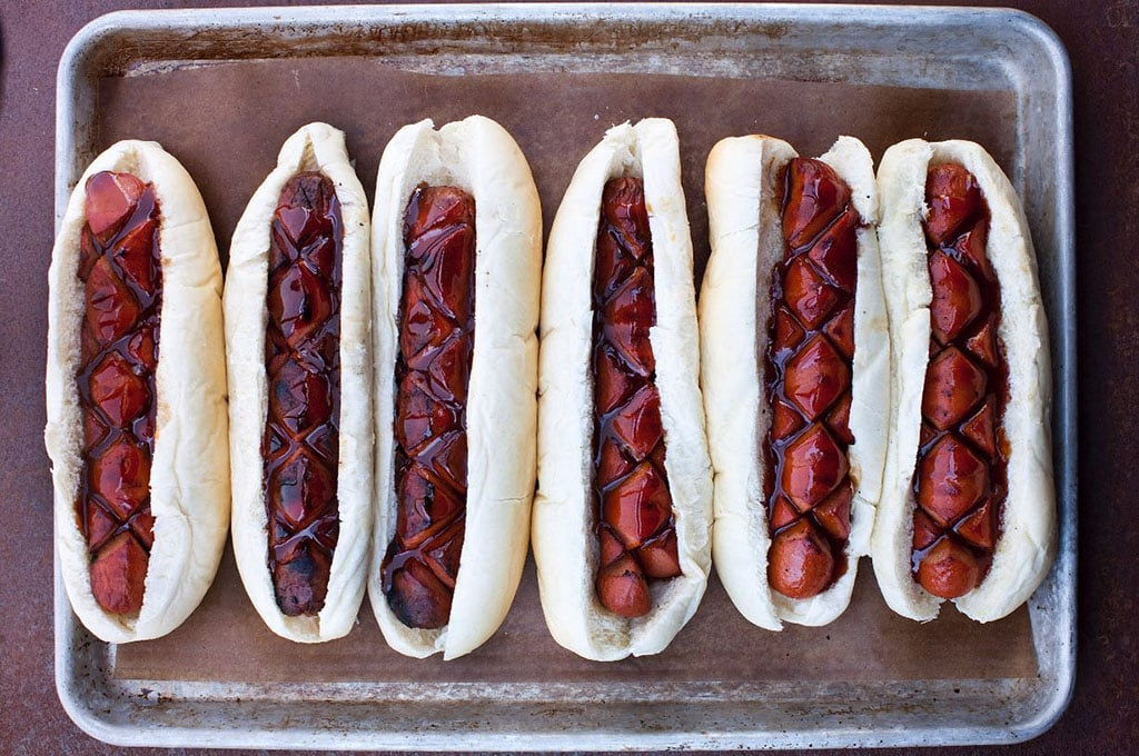 J Dawgs hot dogs - you'll need to do the cooking yourself