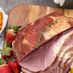 Easter meal from Hub And Spoke