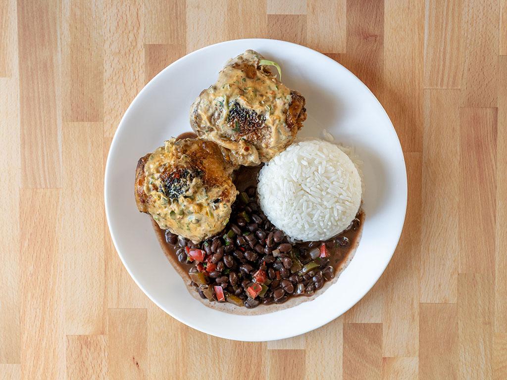 Makaya Catering poulet Yoganese