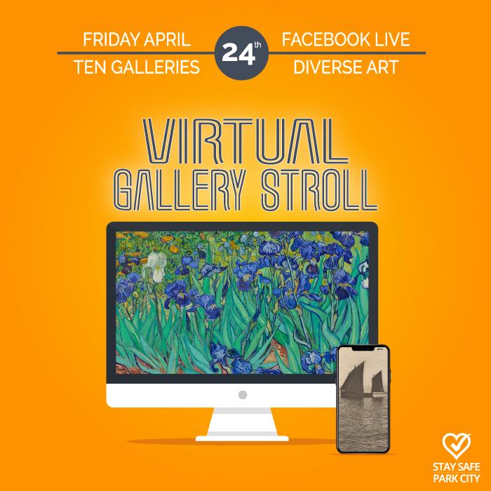 PCARA Virtual Gallery Stroll