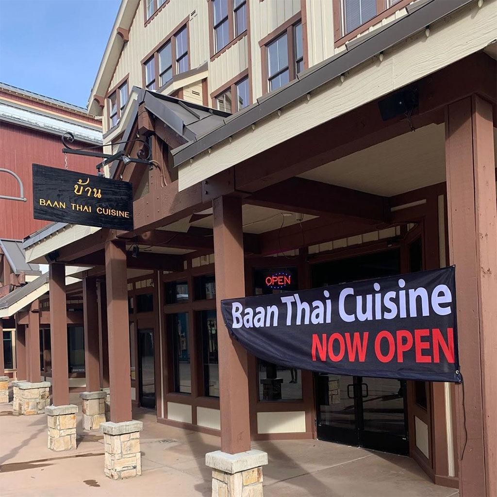 Baan Thai Cuisine