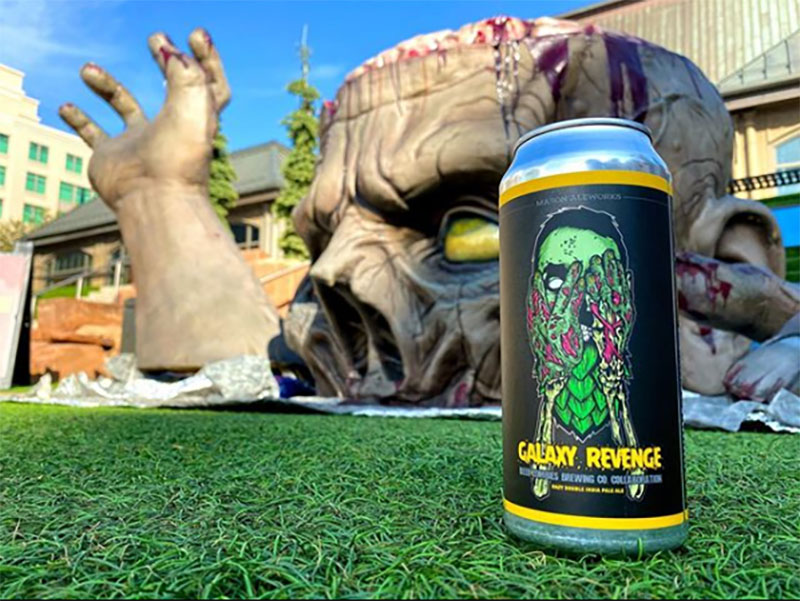 Beer Zombies Galaxy Revenge