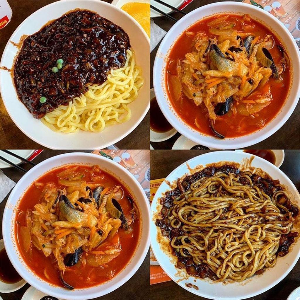 Hong Kong Banjum Paik's Noodle