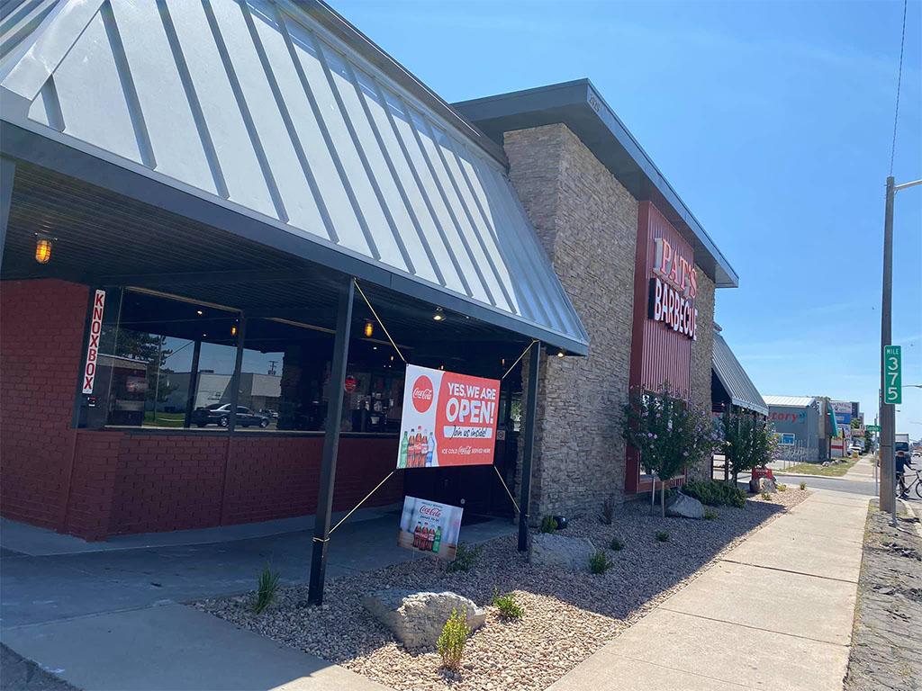 New Pat's location (Pat's BBQ)
