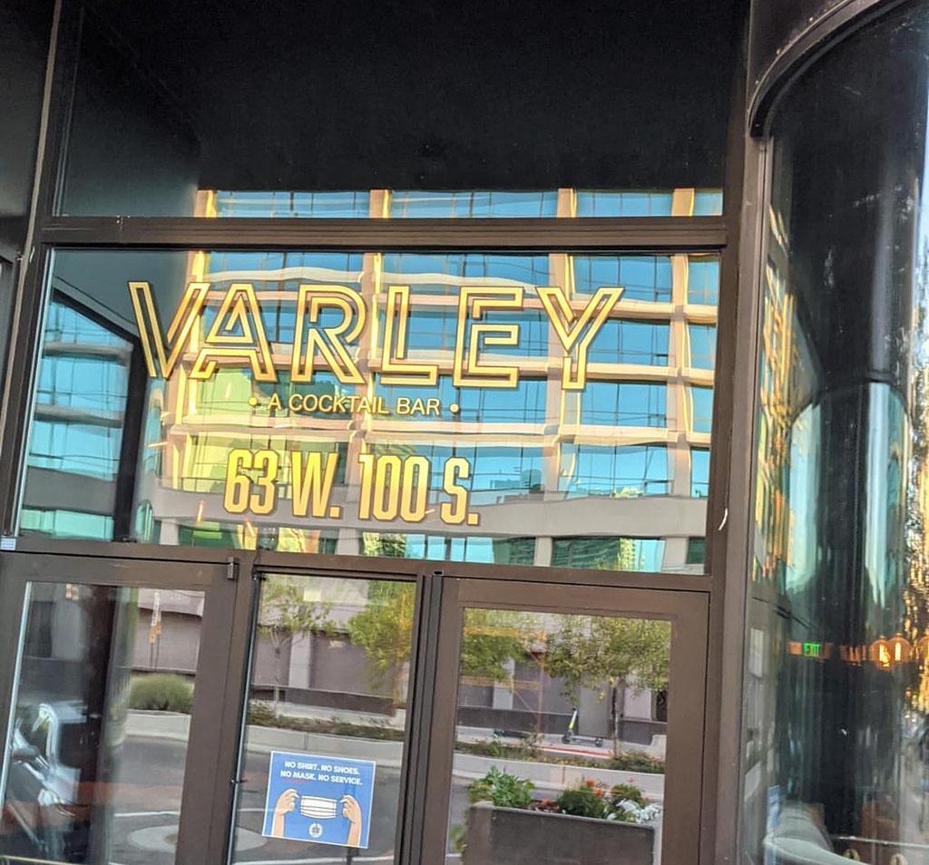 Varley Cocktail Bar